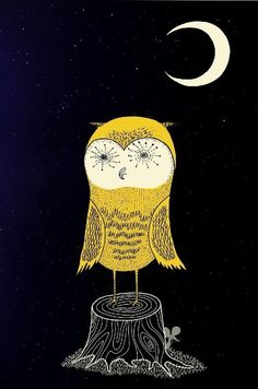 'Night Owl' by R Phillips