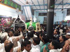 Shabih-e Taboot Hazrat Wehbe Kalbi (A.S) - Haidery Hall Brahampuri Delhi   (17 Muharram 1438 / 2016 - Haidery Hall Brahampuri Delhi India)  Photography: Syed Ali Mehdi   Shia Multimedia Team - SMT http://ift.tt/1L35z55