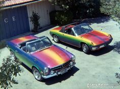 CCC-larry-watson-rainbow-03-W | Cutom Cars and the life | Pinterest