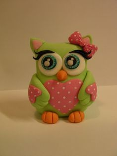 #Fimo #Owl: