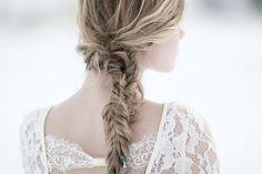 fishtail   #braid #hair
