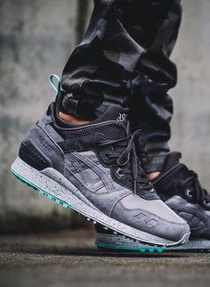 Asics Gel Lyte III MT 'HIKING' http://www.95gallery.com/