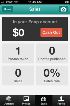 Wanna get paid $5 for iPhone photos? Foap makes it easy