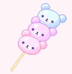 ImageFind images and videos about text on We Heart It - the app to get lost in what you love. Kawaii Drawings, Cute Drawings, Kawaii Art, Kawaii Anime, Aesthetic Art, Aesthetic Anime, Pixel Kawaii, Pixel Art Food, Overlays