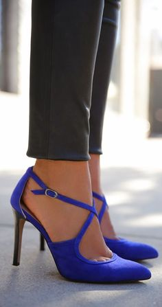 #Casual #Cobalt casual fashion http://fashionstylepinterest.blogspot.com/