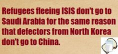 The House of Saud is like the ISIS Caliphate would be after a hundred years.