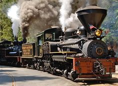 An antique locomotive slowly climbs up a hill as its steam sifts through the canopy of trees, rising higher and higher as it dissipates into the wilderness and the train continues its four-mile round trip path through Sierra National Forest. Sounds romantic, right? Riding on an old train isn't exactly on most people's to-do lists, … ©Bakersfield Magazine