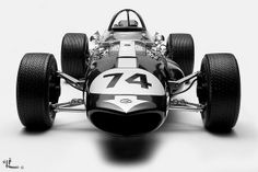 "Eagle Ford Indy 500 #74 ""Dan Gurney"" 1967"