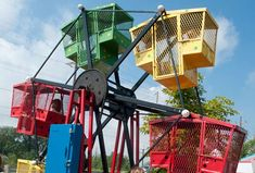 Memphis Kiddie Park Cleveland, Ohio ... The place of both dreams and nightmares.