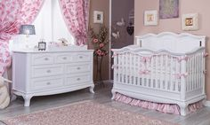 Romina Cleopatra Collection-The Cleopatra Collection from Romina is made in Europe of Solid Beech wood. Featuring non-toxic and water based finishes; the Cleopatra collection includes multiple cribs, case pieces and conversion kits to grow with Modern Nursery Furniture, Nursery Modern, Baby Furniture, Modern Nurseries, Nurseries Baby, Children Furniture, Baby Christening Gifts, Project Nursery, Nursery Ideas