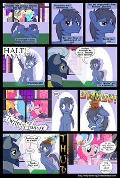 A Princess' Tears - Part 4 by MLP-Silver-Quill.deviantart.com on @deviantART
