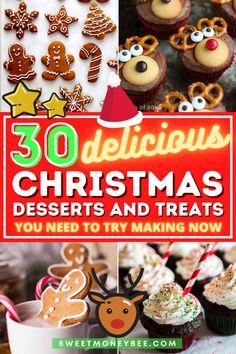 Christmas Party Snacks, Christmas Truffles, Christmas Desserts Easy, Christmas Cake Pops, Christmas Food Gifts, Xmas Food, Christmas Sweets, Holiday Cakes, Christmas Cooking
