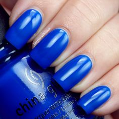 China Glaze Ride The Waves - Summer Neons Collection(from Lucy's Stash)