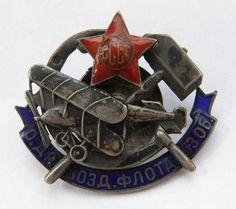 Friends of air fleet, USSR 20-30.