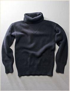 Shackleton Roll Neck ‹ Authentic ‹ Store ‹ Nigel Cabourn