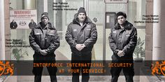 Interforce International provide all security services for private, public and government premises Security Service, Security Guard, Public, Fictional Characters, Safety, Fantasy Characters