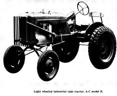 Allis Chalmers Tractor Manuals You Can Download  C2 B A C Industrial Tractor A C Manuals Can Be Downloaded Here