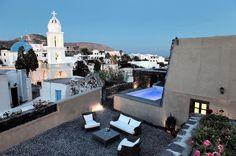 The Gorgeous Mansion Kyani in Santorini  http://ift.tt/1mRHTcf  #santorini  #santorinivillas #santoriniheritage #greece #travel  #seeyouingreece #santoriniisland