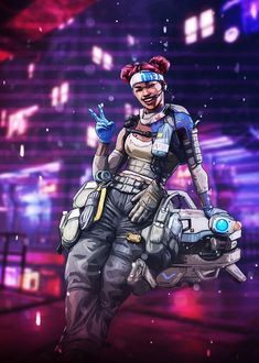 Apex Legends Poster made of Metal Perfect for your Office or Home at