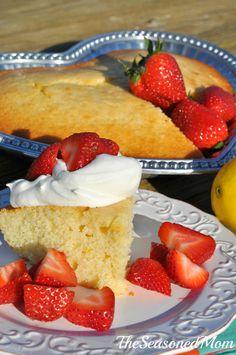 Lemon Strawberry Sho