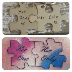His/hers tattoo