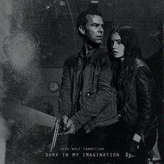 Dark in my imagination. // Teen Wolf ff.
