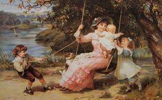 Frederick Morgan, The Swing