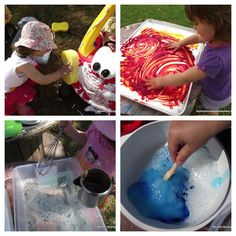 let the children play: It's Playtime - 90 Ideas for outdoor play and learning