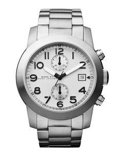 Marc by Marc Jacobs Larry Chronograph Watch