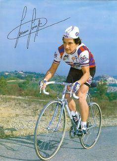 Giuseppe Saronni( 1980) Foto: Courtesy Jacques Burremans