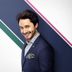Visit lamartina.com to check out our #BlueTag collection fronted by Chilean actor Benjamin Vicuña.