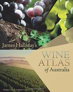 James Hallidays Wine Atlas of Australia -- Check this awesome product by going to the link at the image.