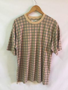 A personal favourite from my Etsy shop https://www.etsy.com/listing/272653450/vintage-90s-burberrrys-nova-checked-rare