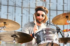 Bryan Devendorf, The National. Arguably the most amazing drummer around.