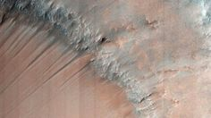 """#Mars gullies likely not formed by liquid water: study WASHINGTON: Gullies on Mars are likely not being formed by flowing liquid water scientists using data from NASA's Mars Reconnaissance Orbiter have found.  The finding will allow researchers to further narrow theories about how martian gullies form and unveil more details about Mars' recent geologic processes.  The term """"gully"""" is used for features on Mars that share three characteristics in their shape: an alcove at the top a channel and…"""