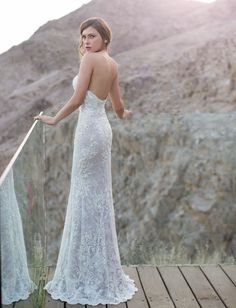 Julie Vino Wedding Dresses 2014 Spring/Summer Collection.   #wedding #weddings #fashion