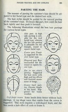 Do you have short and thinning hair? You definitely need some hair extensions to enhance the length and volume of your crowning glory. Locks, Parting Hair, Retro Updo, Corte Y Color, Natural Hair Styles, Long Hair Styles, Retro Hairstyles, Vintage Haircuts, Vintage Beauty