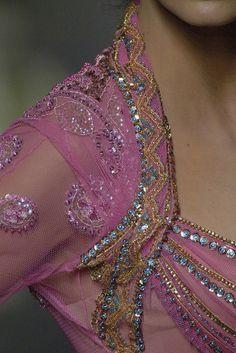 John Galliano for Christian Dior Fall Winter 2005/6 Haute Couture