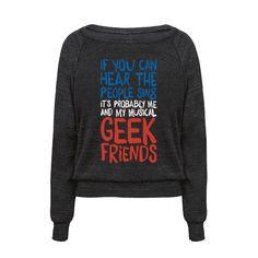 Musical Geeks | T-Shirts, Tank Tops, Sweatshirts and Hoodies | HUMAN