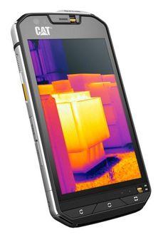 El primer smartphone con cámara termal: Cat S60