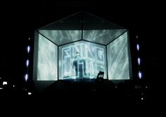 Step Inside Flying Lotus's Mind-Blowing Performance Sculpture | The Creators Project