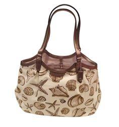 14.95 - Coach Resort Shell Canvas Print Shoulder Beach Tote Handbag Purse F29063 Coach http://www.amazon.com/dp/B00KCCOV1K/ref=cm_sw_r_pi_dp_R-4Otb0MY4E63M72