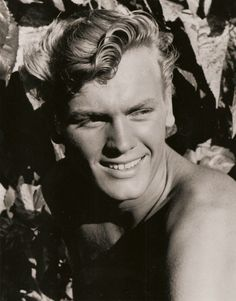 Tab Hunter, 1950s My friends and I went to the movies a lot. I think I had a crush on most of the actors in Hollywood.  Movies cost 25 cents and popcorn was 15 cents.