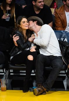 ian somerhalder and nikki reed - Google Search