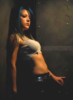 Alissa White :D    Vocalist - The Agonist