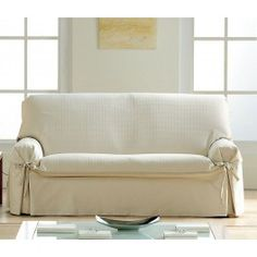 3f23d428817 FUNDA SOFA CON LAZOS PAOLA EYSA Forros Para Muebles