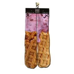 Item Type: SockGender: MenSock Type: CasualBrand Name: PLstar CosmosMaterial: Cotton,PolyesterThickness: StandardModel Number: Cotton men's Print Fashion Socks, Fashion Wear, Womens Fashion, Crazy Socks, Cool Socks, Buzzfeed Style, Fried Chips, Food Humor, Funny Food