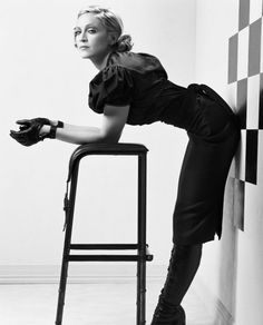 MADONNA BY STEVEN MEISEL @ SMB