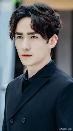 Cute Profile Pictures, Love Photos, Shen Wei, Asian Photography, Hair Reference, Asian Hair, Asian Actors, China, Popular Culture