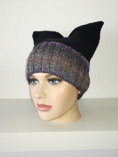 Black Pussy Hat